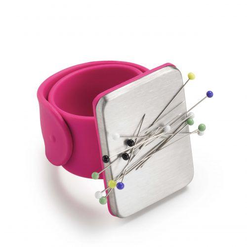 Bracelet pelote épingles magnétique