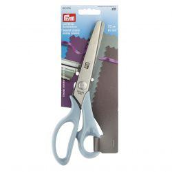 Ciseaux cranteur multi usage 22 cm