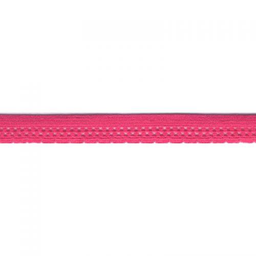 Elastique lingerie 13 mm Rose fuchsia