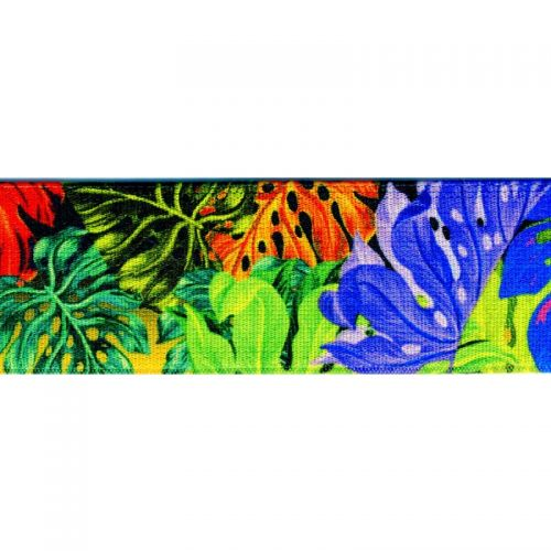 Elastique ceinture 35 mm jungle
