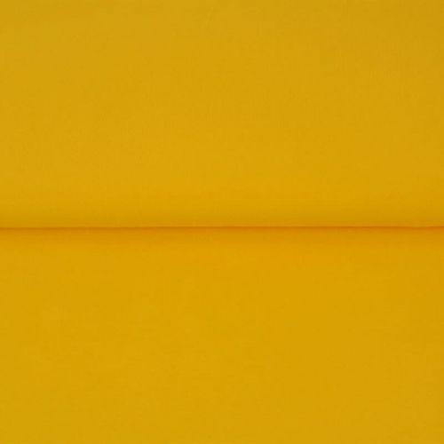 Bord côte jaune soleil 95%cot/5%el larg 70 cm