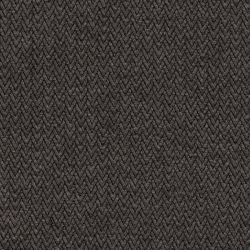 Tissu maille jersey chevrons gris en relief