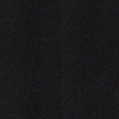 Tissu manteau 88%pol/9%visc/3%sp larg 145 cm noir