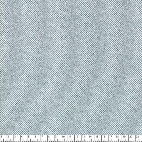 Tissu effet tweed gris 100%pol larg 150 cm
