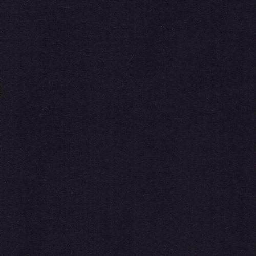 Tissu lainage bleu marine 80%laine/20%pol larg 140cm
