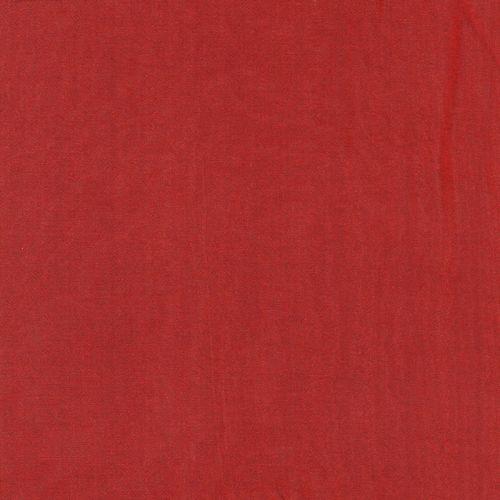 Tissu viscose froissée marsala