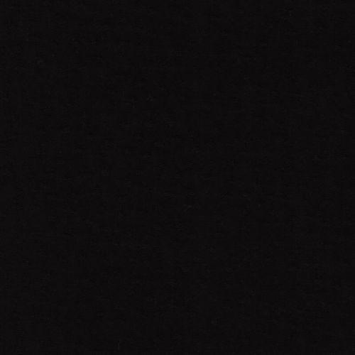 Tissu viscose plumeti noir 100% vis larg 140cm