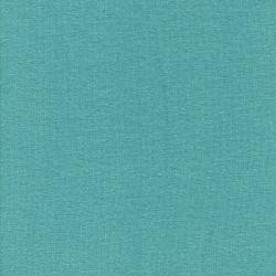 Tissu sweat fin bleu caraibe