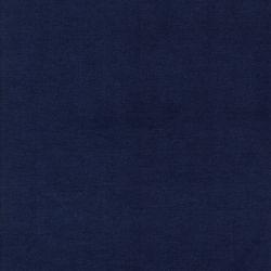 Tissu sweat fin bleu marine