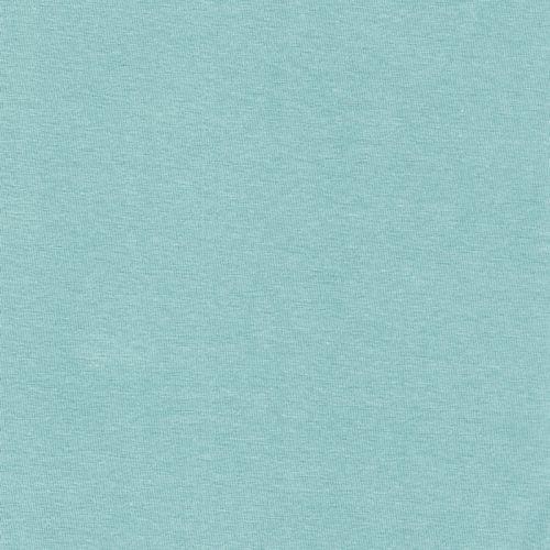 Tissu jersey BIO céladon 95%cot/5%el larg 150cm