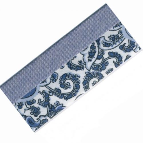 Hausse de ceinture 43 mm 40 % coton 60 % pol