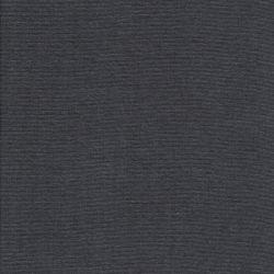 Bord côte uni gris foncé