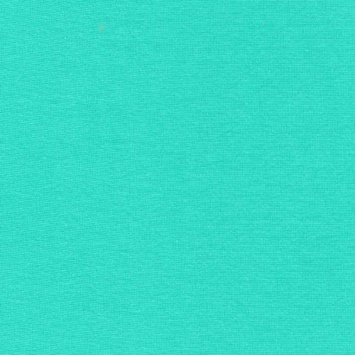 Bord côte vert d'eau 95%cot/5%el larg 70 cm
