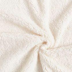 Tissu fourrure poil mi-long Poppy