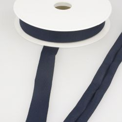 Biais jersey bleu marine 20 mm