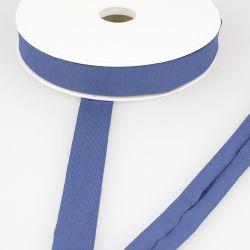 Biais jersey bleu lavande 20 mm
