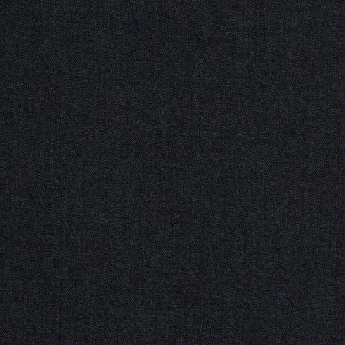 Tissu sergé bambou anthra 49%bam/49%plrecy/2%sp larg 150 cm
