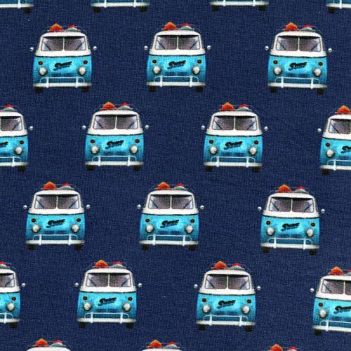 Tissu jersey vans