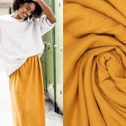 Tissu tencel Narcisse Fibremood Bloom