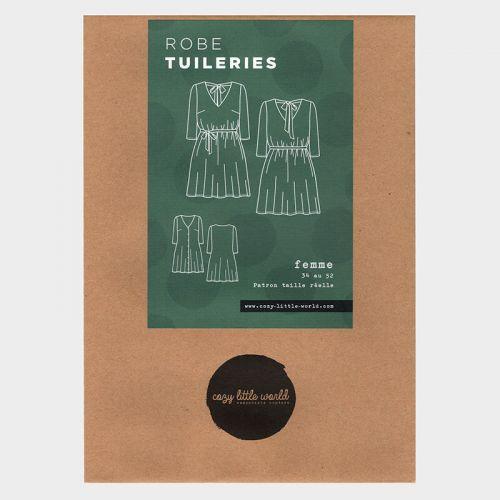 Patron Robe Tuileries Cozy little world