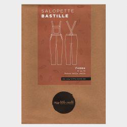 Patron Salopette Bastille Cozy little world