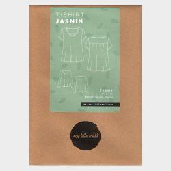 Patron Tshirt Jasmin Cozy little world