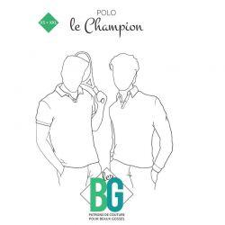 Patrons les BG Polo Le Champion