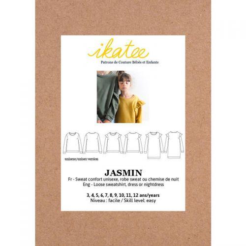 Patron Ikatee Jasmin 3-12 ans