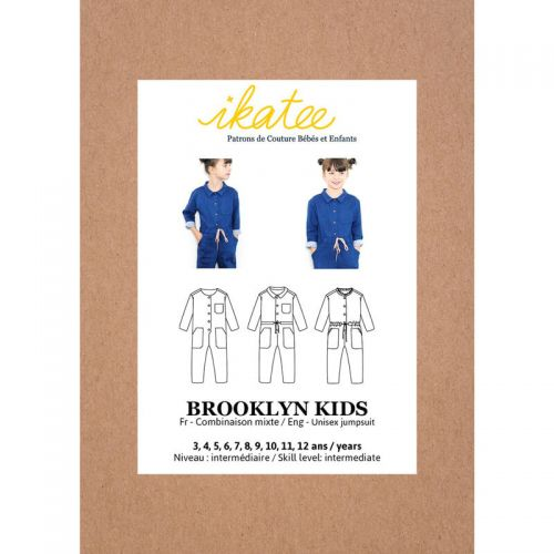 Patron Ikatee Brooklyn 3-12 ans