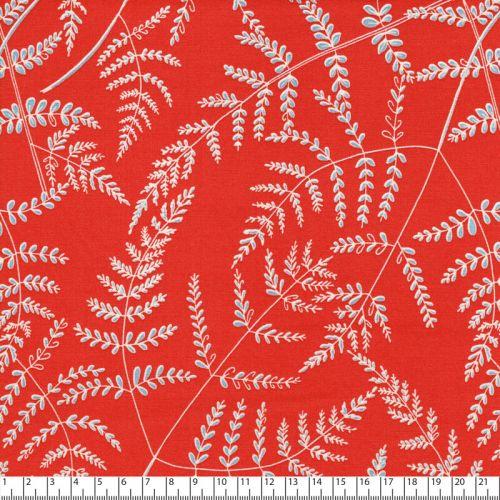 Tissu coton Michael Miller wood fern