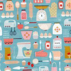 Tissu coton Kitchen by Dashwood