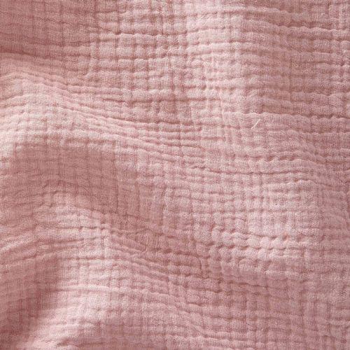 Tissu Double gaze pétale 100% coton larg 135