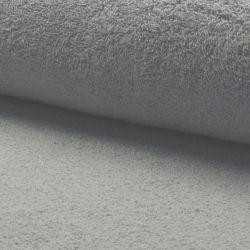Eponge gris clair largeur 150 cm 94%cot/6%pol