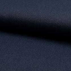 Tissu jersey effet jean optique