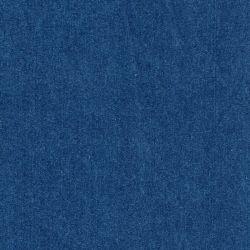 Tissu jean strech bleu moyen