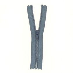 Fermeture nylon non séparable