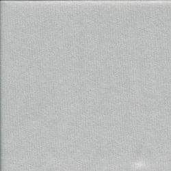 Tissu Jersey de luxe gris 92% viscose / 8%elast