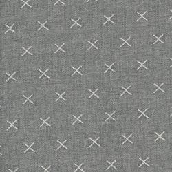 Tissu Jersey Gris 100% coton